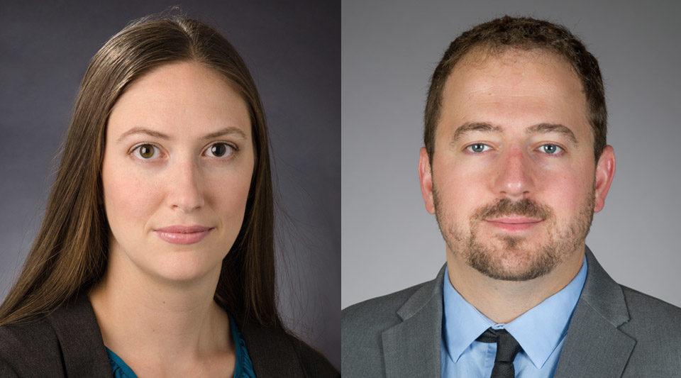 Jennifer Schaefer, Matthew Webber